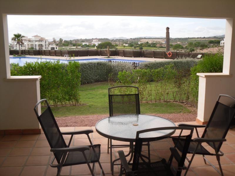 Hébergement à 2 chambres à Hacienda riquelme golf resort