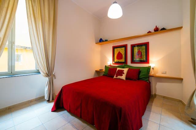 Alojamiento para 4 huéspedes en Naples