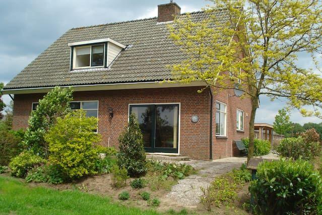 Casa en Beltrum con balcón