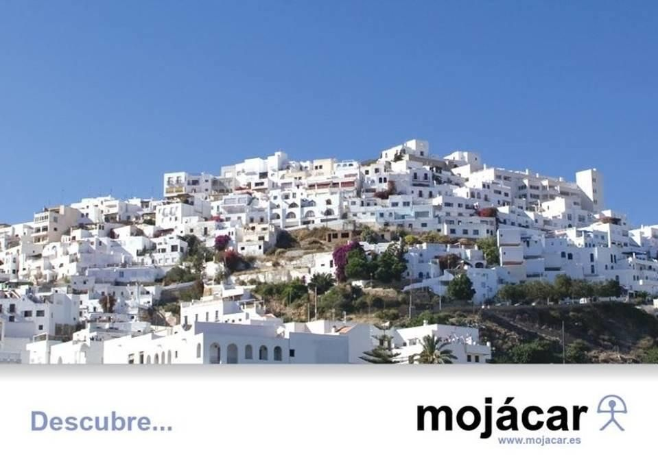 Ferienunterkunft in Mojácar mit Balkon