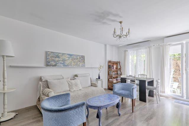 Apartamento de 65 m² en Bailly-romainvilliers