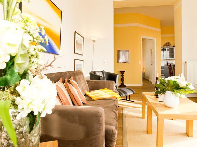 Mit allen Annehmlichkeiten Residenz auf 57 m²