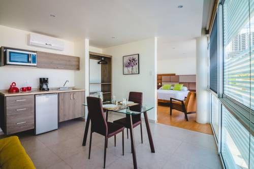 Apartamento en Pozuelos con parking incluído