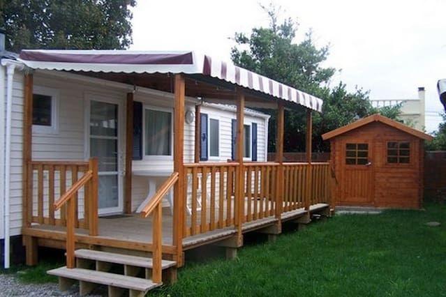 Alojamiento dotado de 34 m²