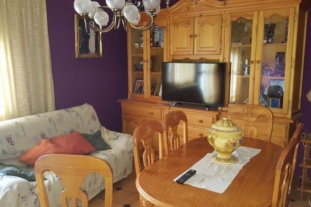 Apartamento panorámico en Garganta la olla