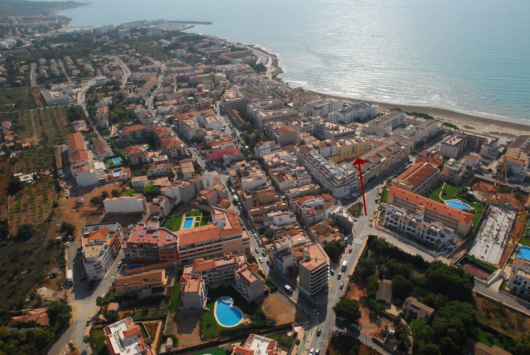 Alojamiento popular en Alcossebre con  Internet