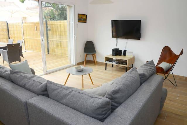 Residencia interesante de 2 habitaciones