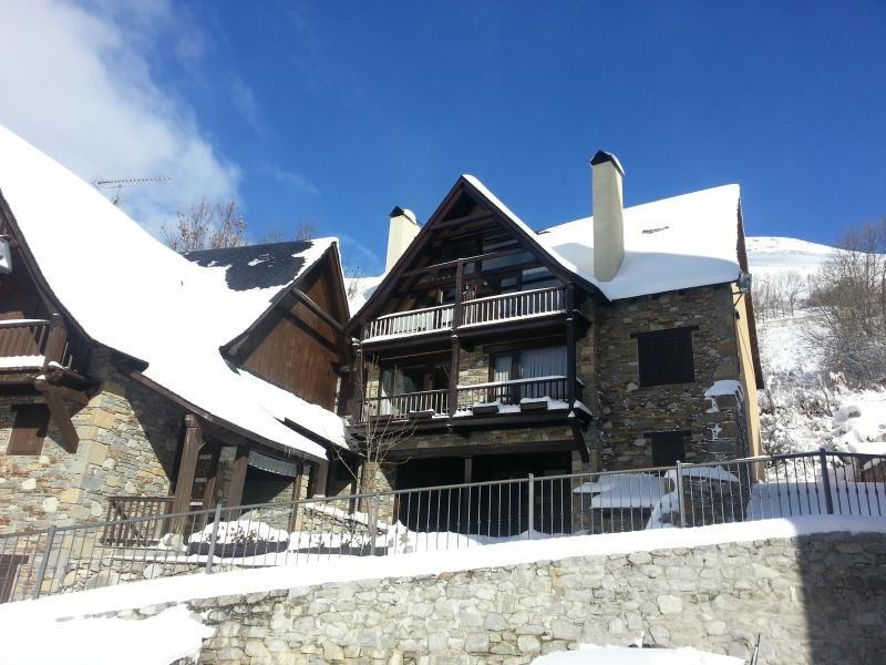 Casa con balcón para 7 huéspedes