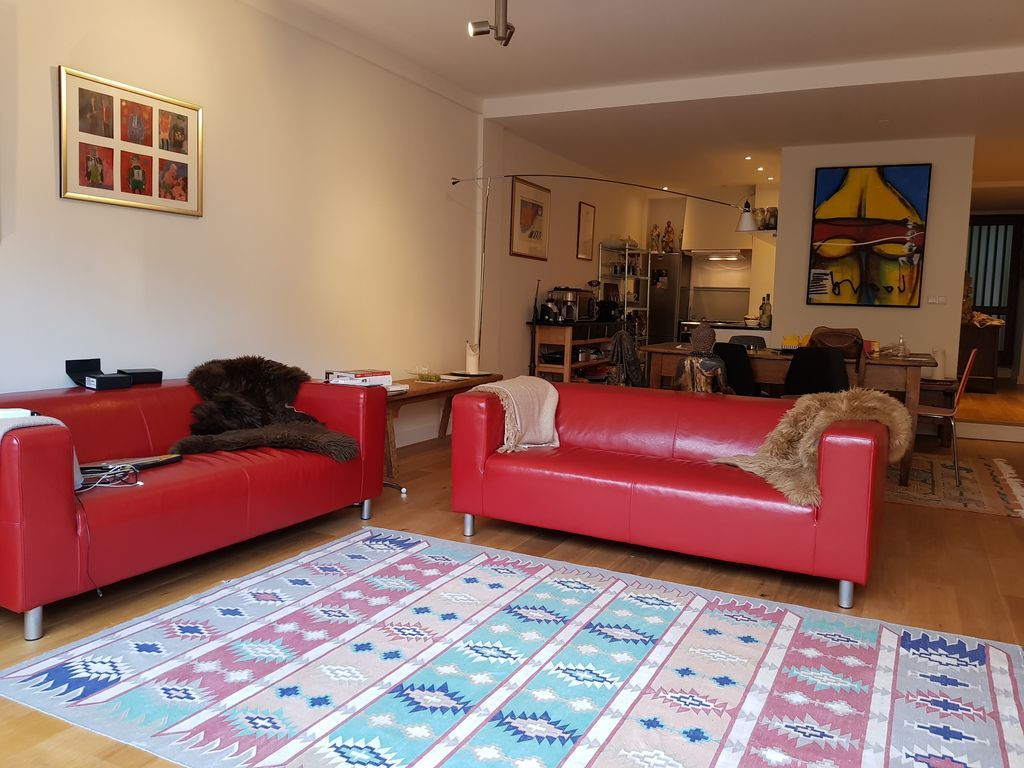80 m² apartment for 2 guests