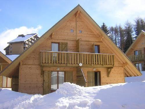 Alojamiento para 7 huéspedes en Le dévoluy