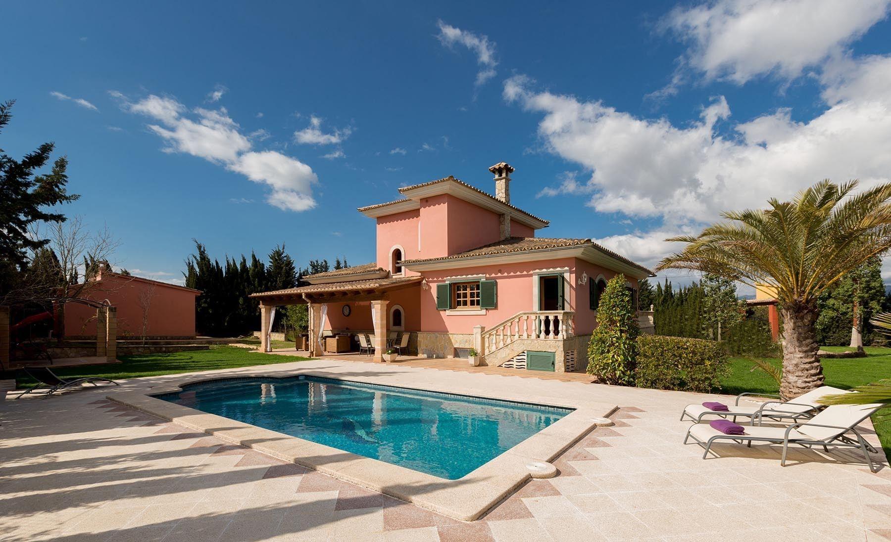 Casa hogareña en Mallorca