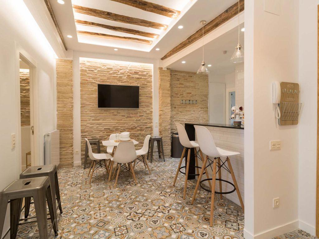 Alojamiento en Logroño para 10 huéspedes