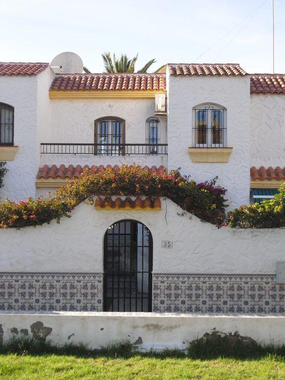 Casa para 3 huéspedes con jardín
