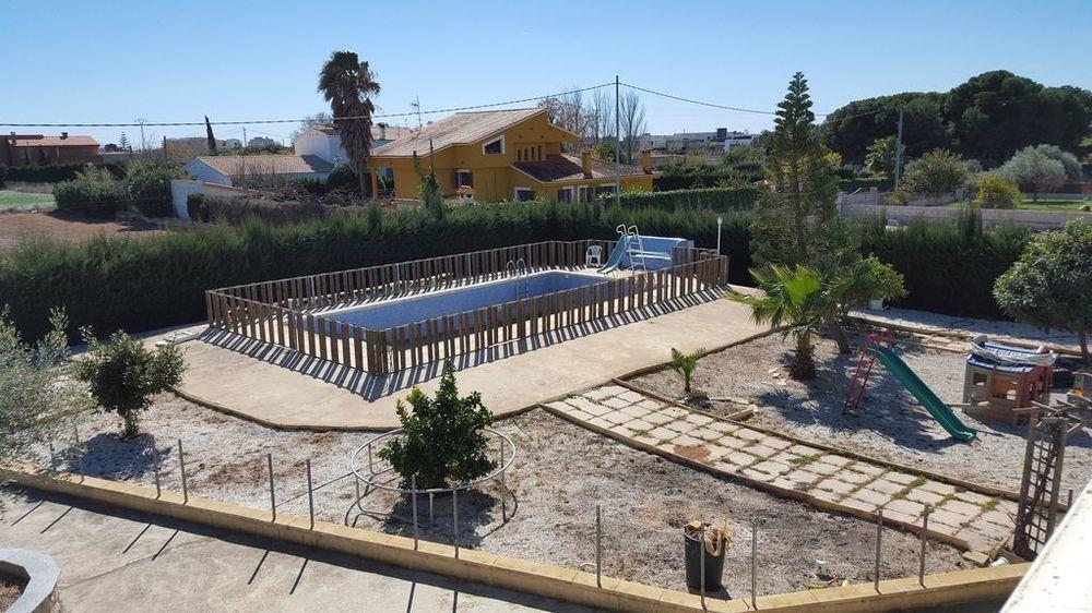 Alojamiento con piscina en Benicarló