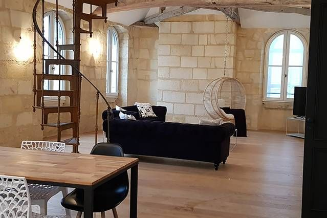 Apartamento para 8 huéspedes en Libourne