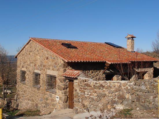 Casa en Piedrahíta para 8 huéspedes