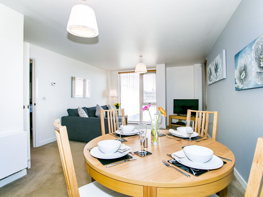 50 m² apartment in Milton keynes