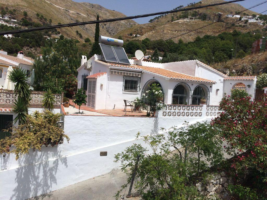 Casa hogareña en Cómpeta