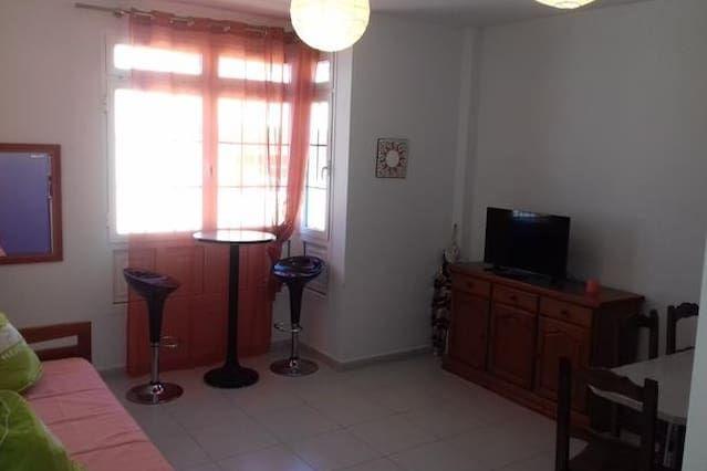 Cómodo apartamento a 50m de la playa de Tarajalejo