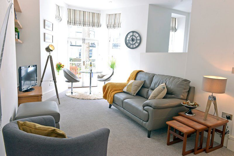 Functional holiday rental in Eastbourne