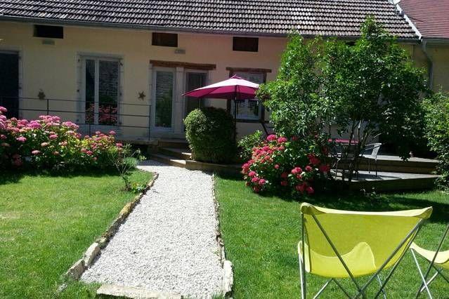 Residencia en Poligny de 4 habitaciones