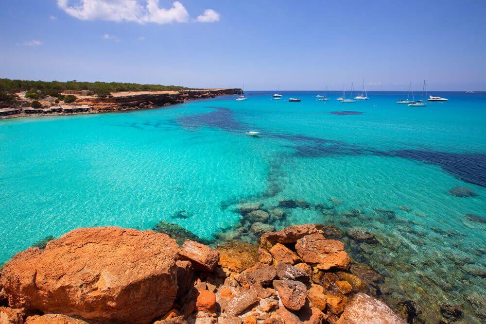 Cala Saona à Formentera