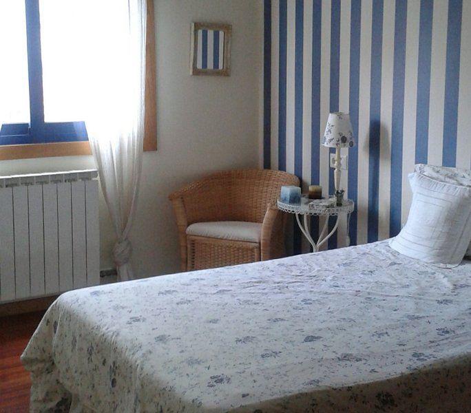 Apartment für 7 Gäste mit Garten