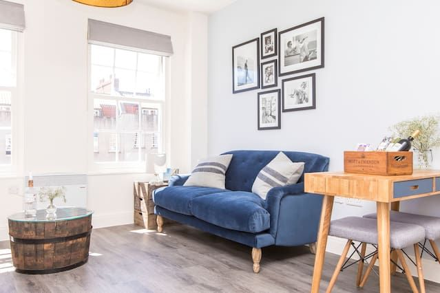 Holiday rental in Bristol with 1 room