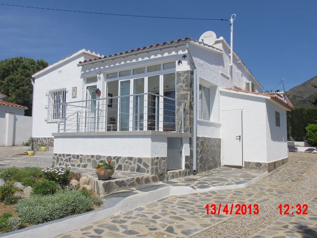 Holiday Apartment in Costa brava for 6 people