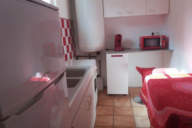 Apartamento interesante de 20 m²