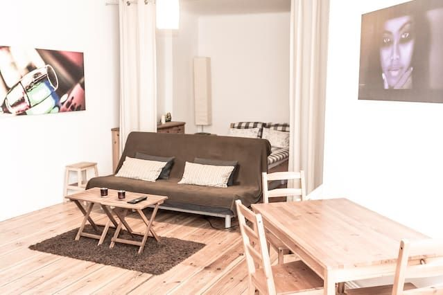 Charmy apartment in Berlin Center