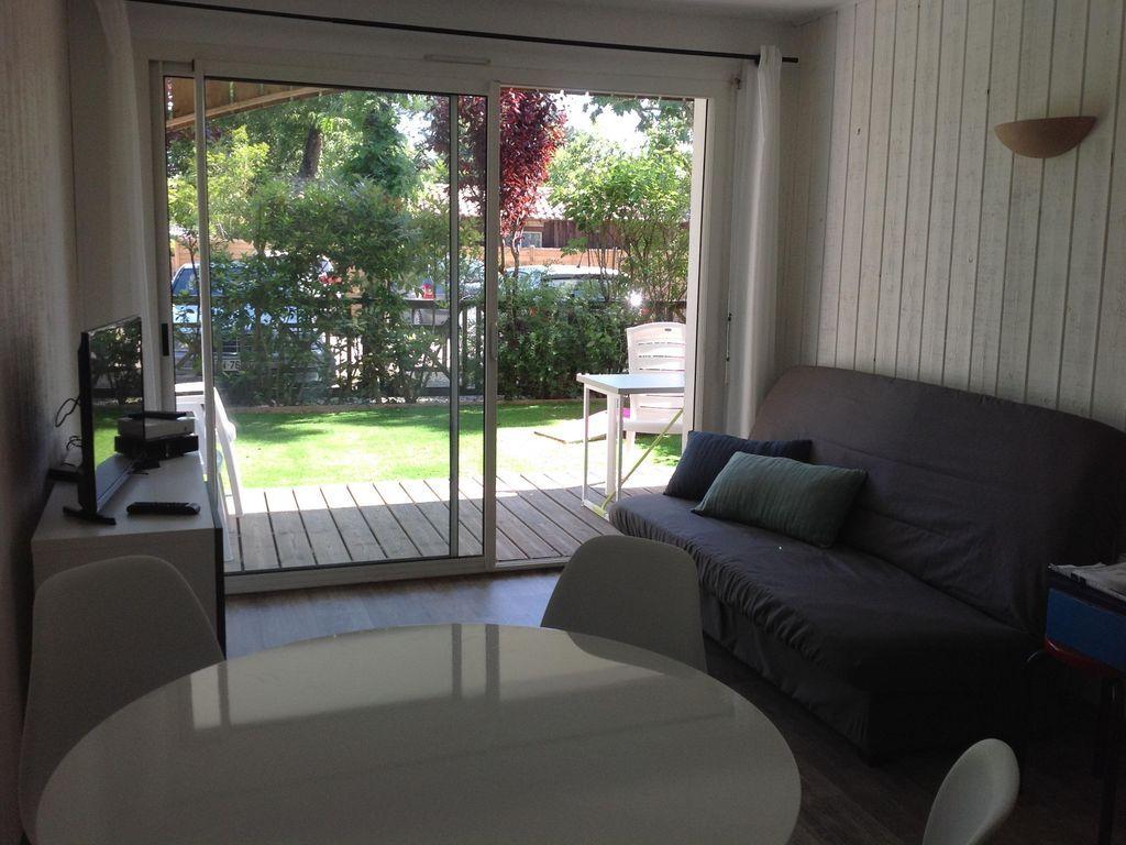 Equipado alojamiento de 30 m²