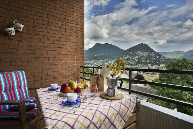 Piso en Lugano ch con wi-fi