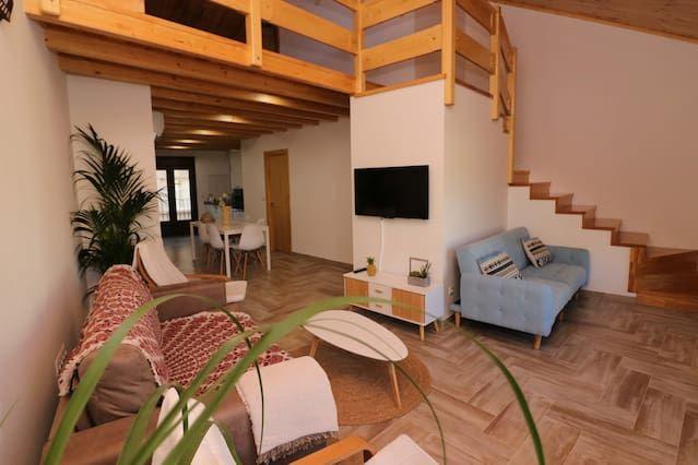 Alojamiento equipado en Cuntis