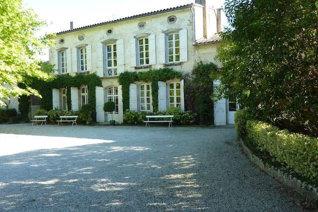 Alojamiento en Castelnaudary con jardín