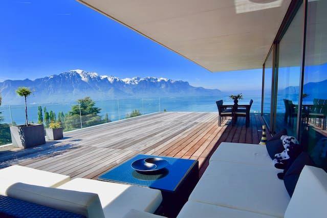 Piso en Montreux de 1 habitación