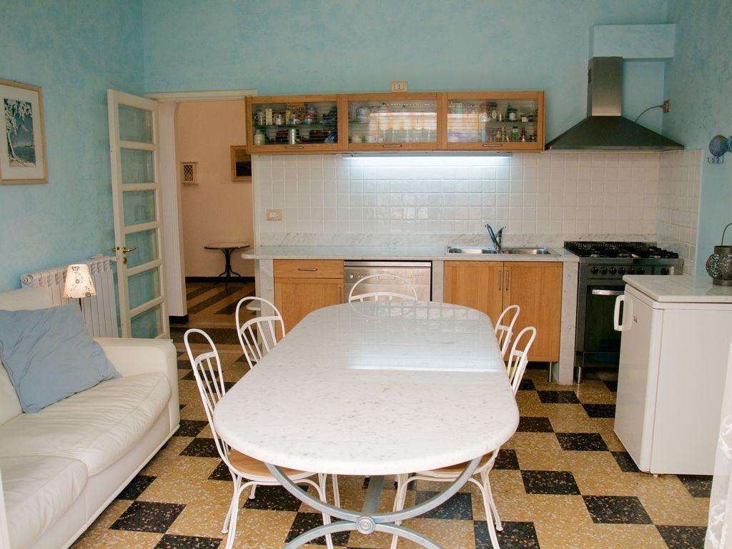 Casa vacanze per 5 ospiti a Alassio