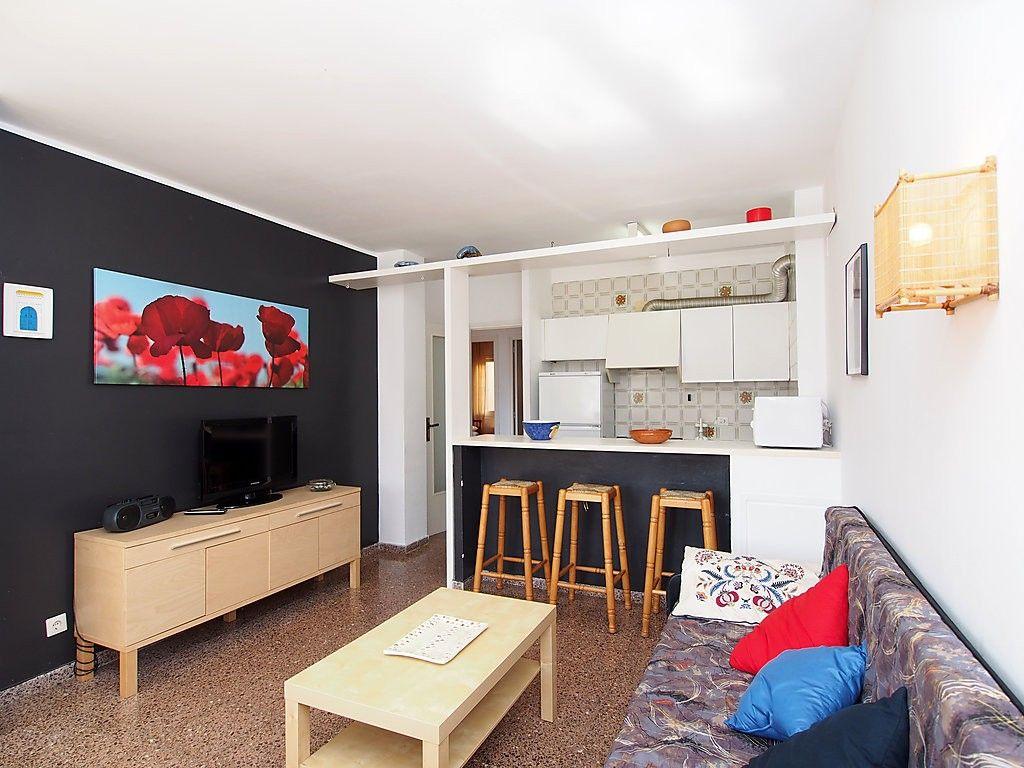 Appartement de 2 chambres avec jardin