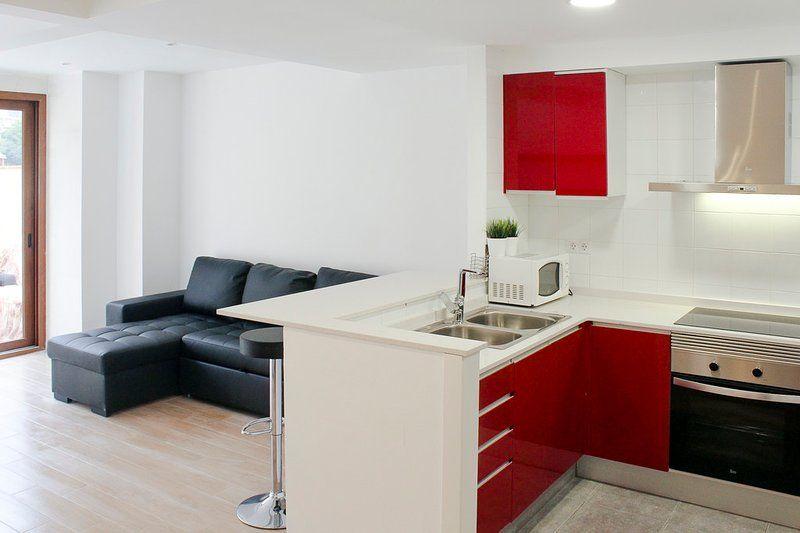 Piso de 2 habitaciones en Monistrol de montserrat