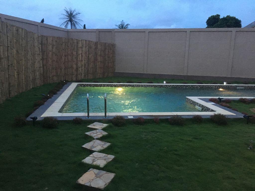Hogareña residencia en Lomé