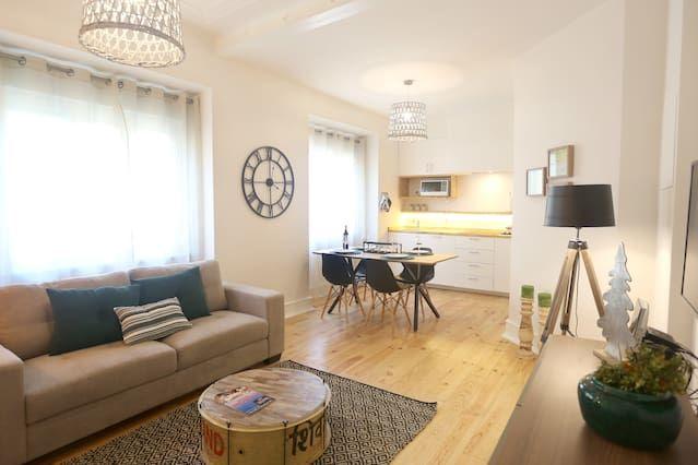 Apartment in Lisbon mit 1 Zimmer