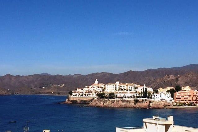 apartamento con encanto y preciosas vistas al mar