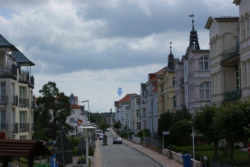 Beliebte Wohnung in Bansin