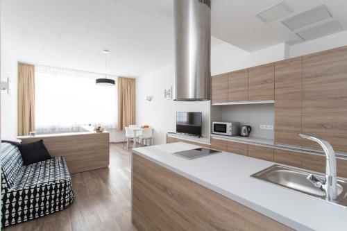 Apartamento interesante de 1 habitación