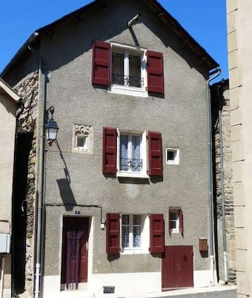 Residencia en Ispagnac para 10 personas