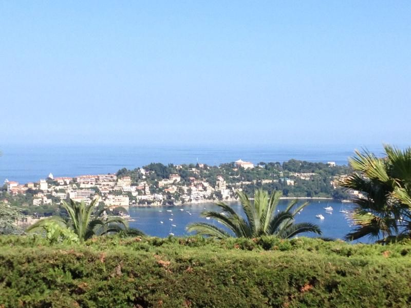 Villefranche-sur-Mer holiday studio with terrace a