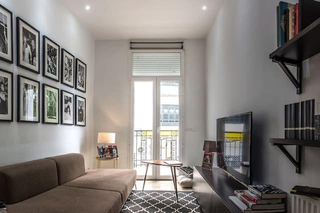Appartement avec vue de 1 chambre