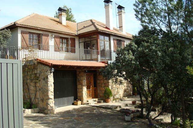 Villa en alquiler en Madrid