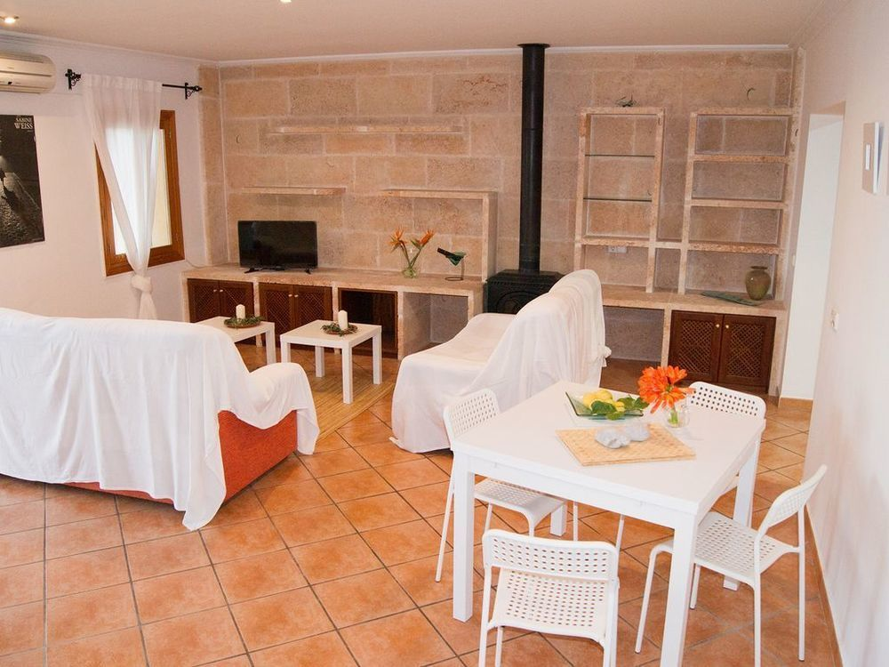 Holiday rental with parking included and 3 rooms
