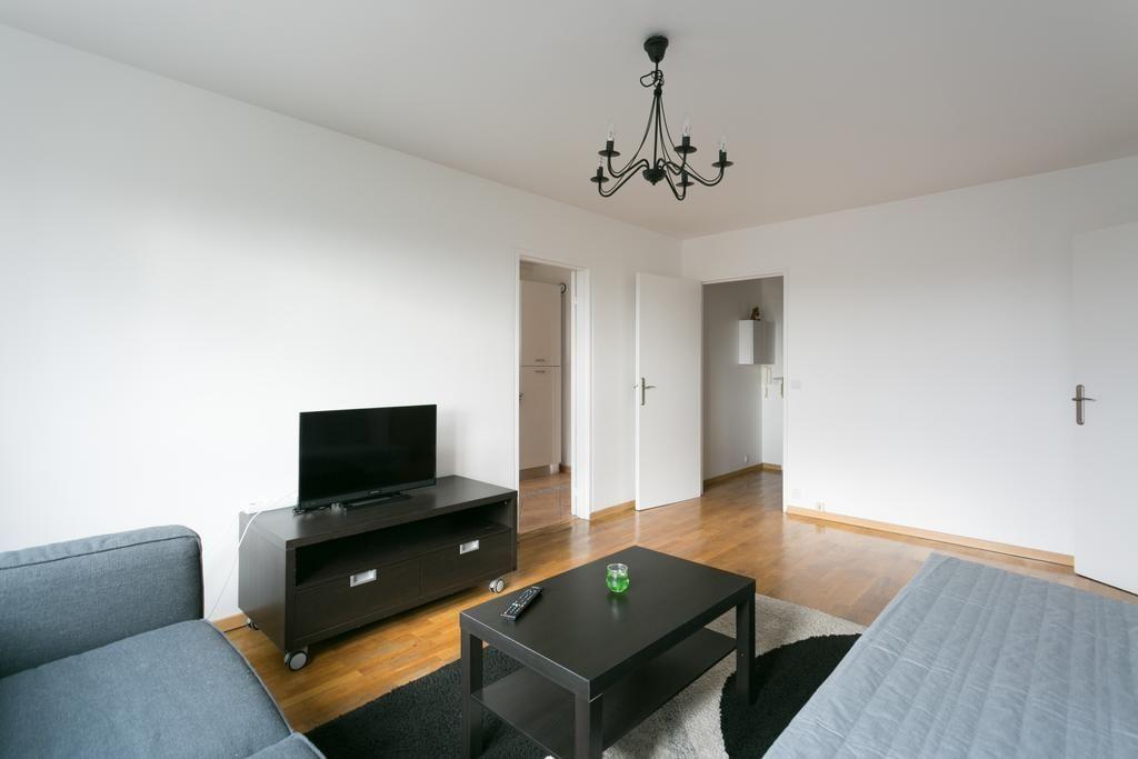 Appartement prisé à 1 chambre